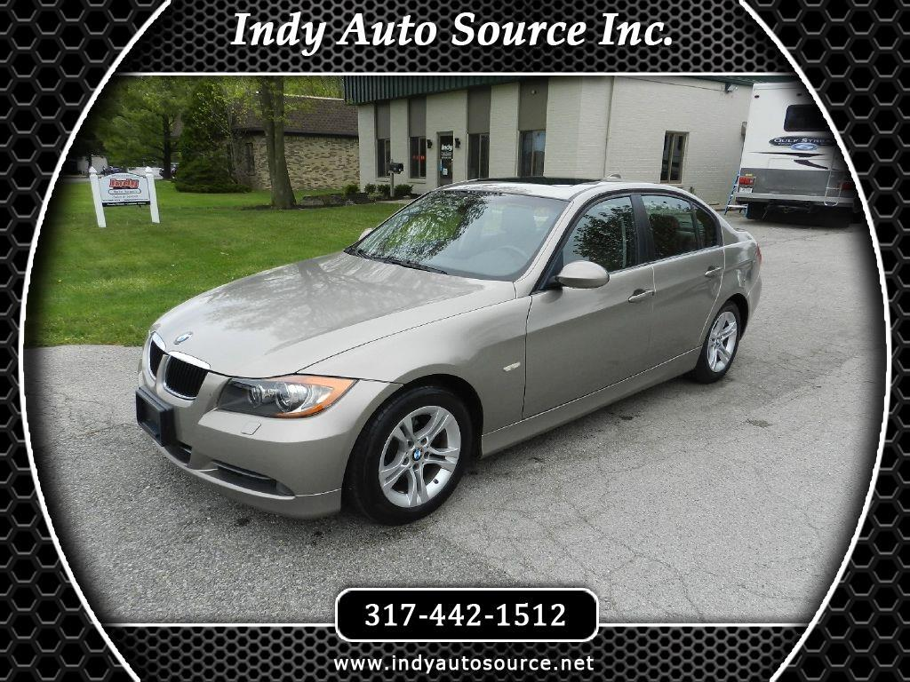 BMW 3-Series 328xi 2008