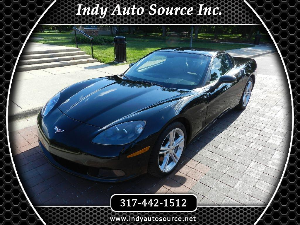 Chevrolet Corvette Coupe LT1 2008