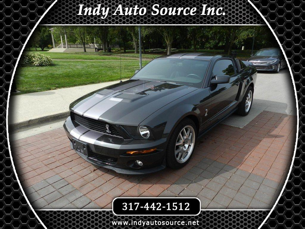 Ford Shelby GT500 Coupe 2007
