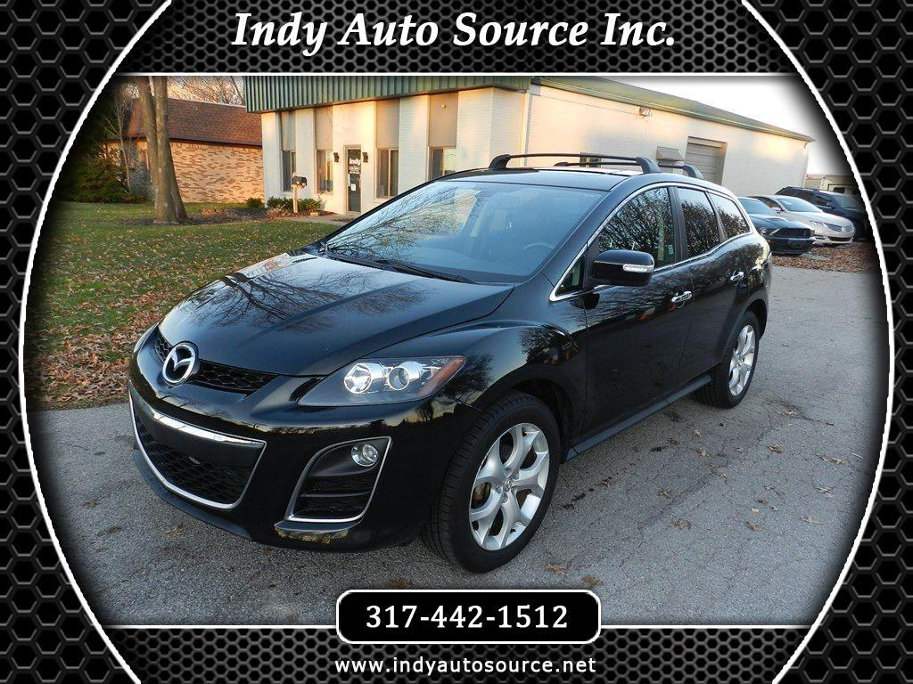 Mazda CX-7 s Grand Touring AWD 2010