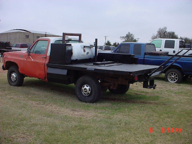 1975 Chevrolet C/K 20 Regular Cab 4WD