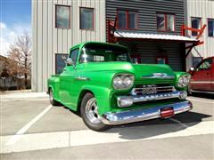 1958 Chevrolet 3100 Apache