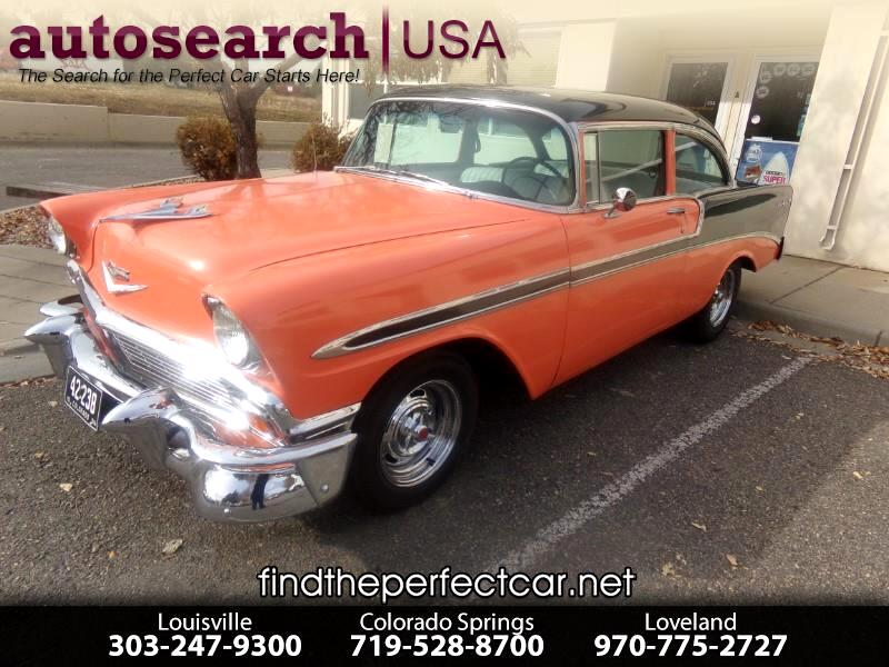 Used 1956 Chevrolet Bel Air For Sale In Louisville Co 80027