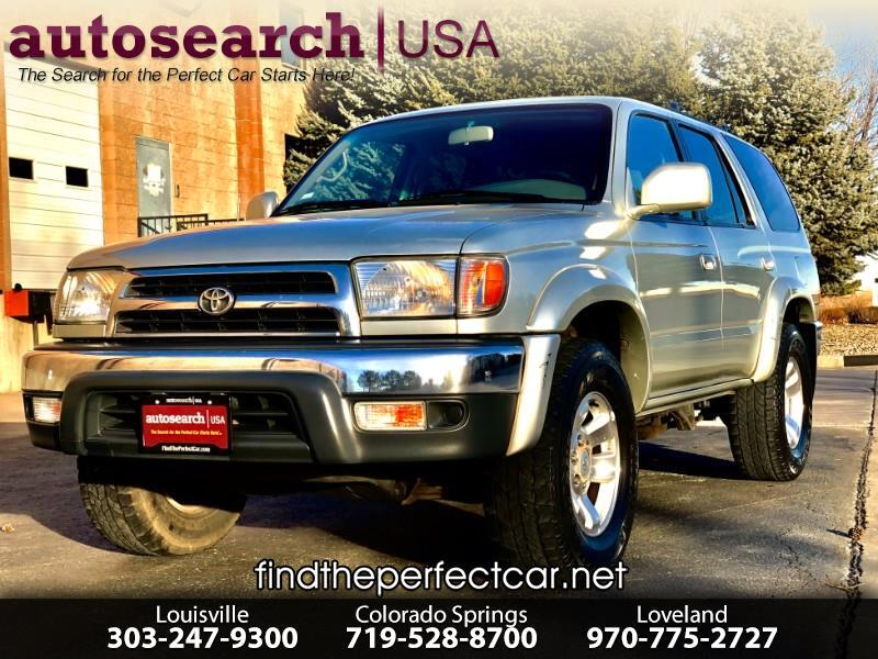 2000 Toyota 4Runner SR5 4WD
