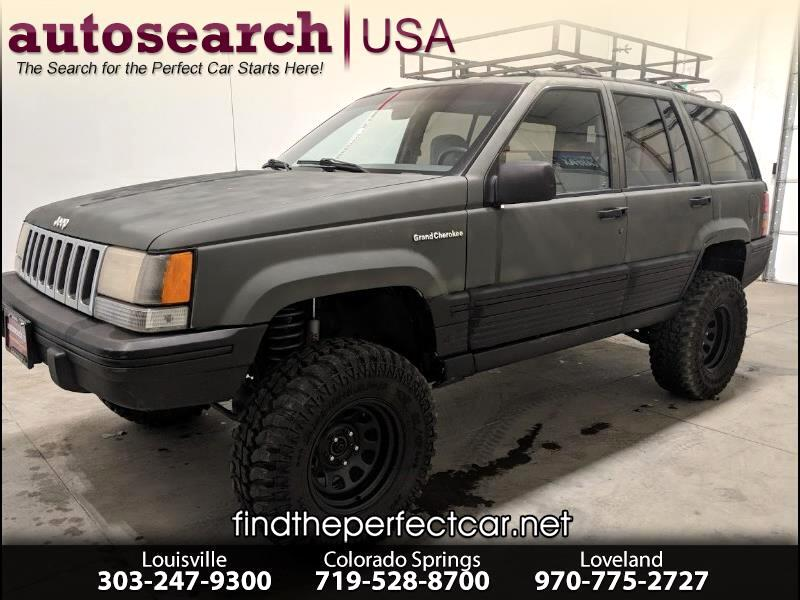 1993 Jeep Grand Cherokee Laredo 4WD