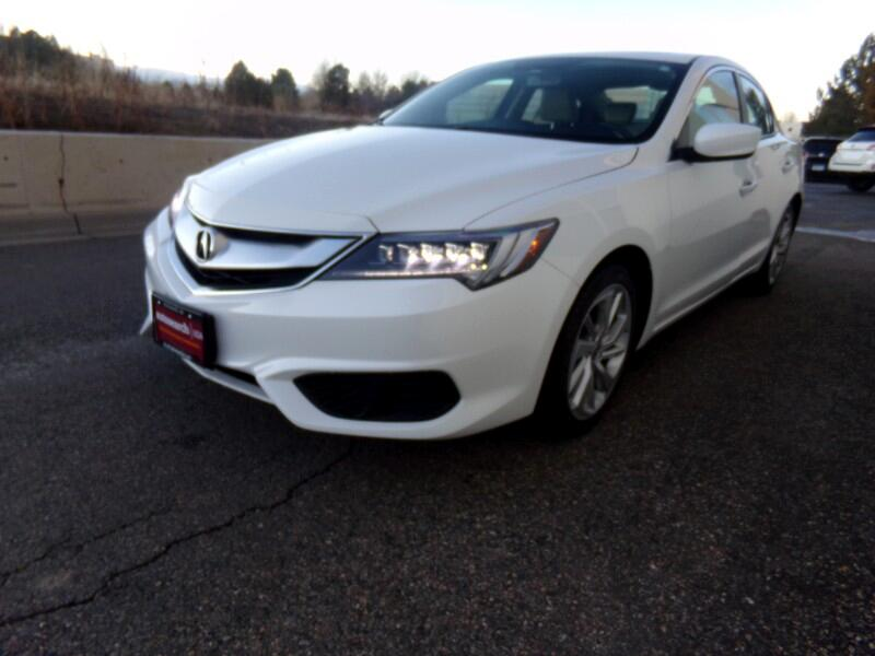 Acura ILX 8-Spd AT 2016
