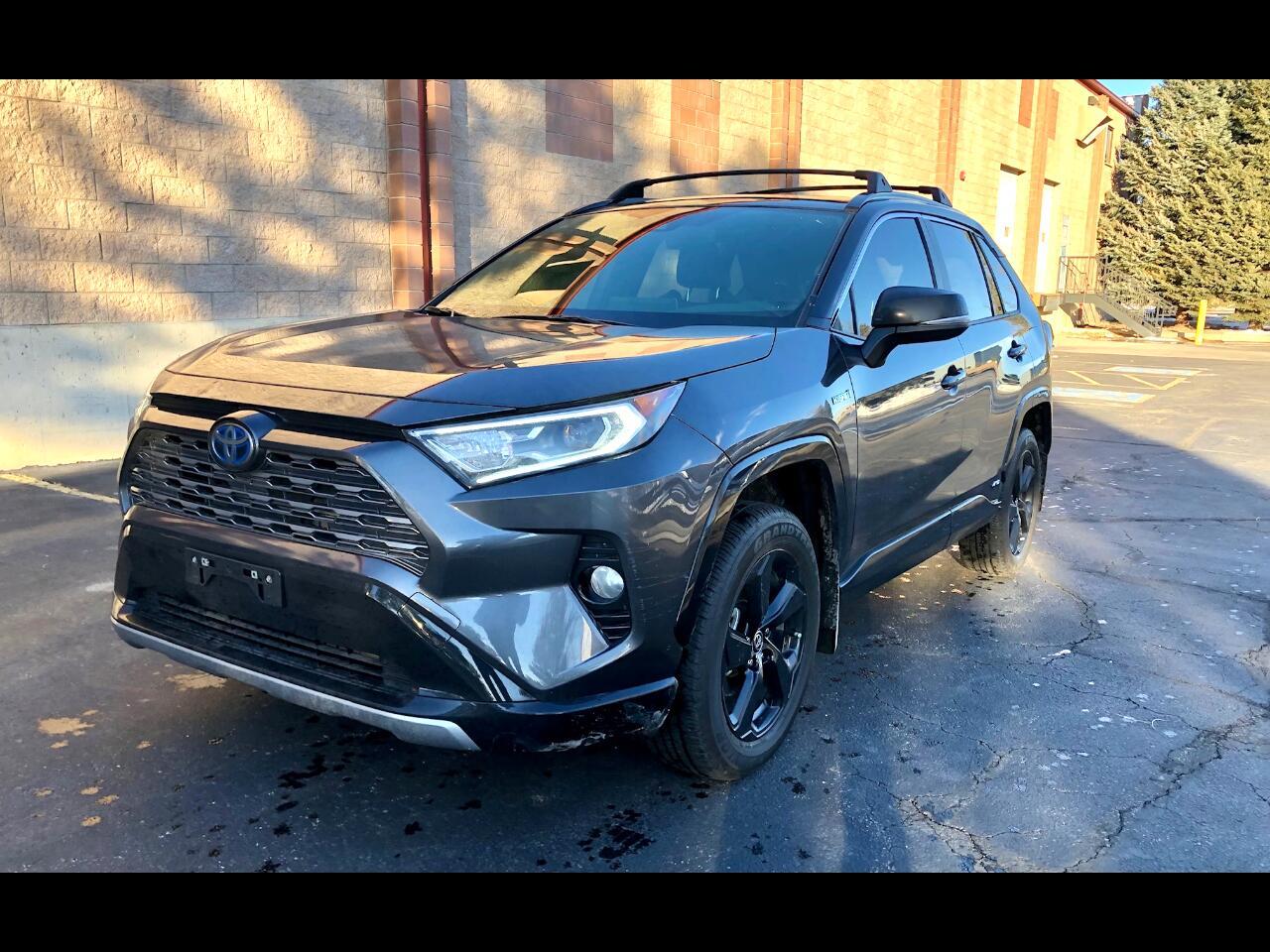 Toyota RAV4 Hybrid XSE AWD (Natl) 2020
