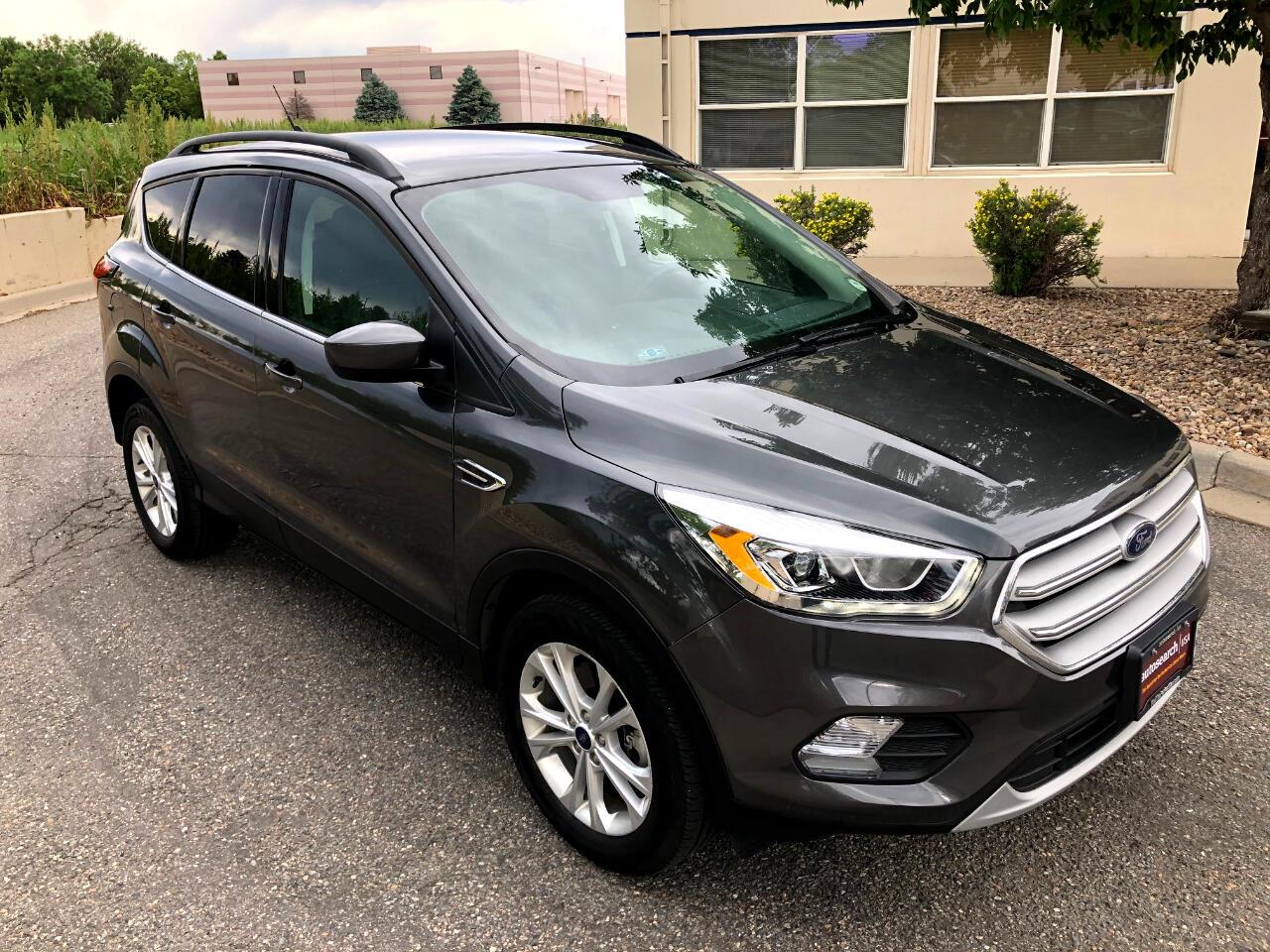 Ford Escape SEL 4WD 2019