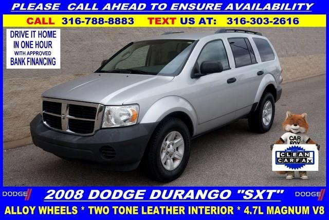 2008 Dodge Durango SXT 2WD