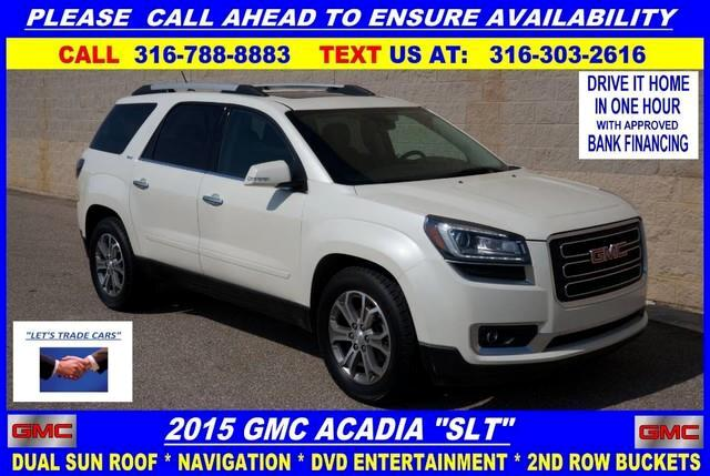 2015 GMC Acadia SLT-1 FWD