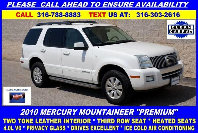 2010 Mercury Mountaineer Luxury 4.0L 2WD