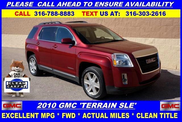 2010 GMC Terrain SLE2 FWD
