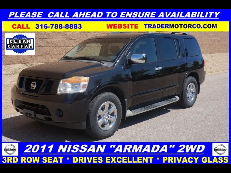2011 Nissan Armada SV 2WD