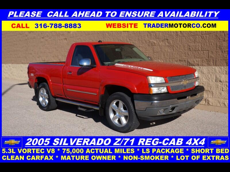 Chevrolet Silverado 1500 Z71 Short Bed 4WD 2005