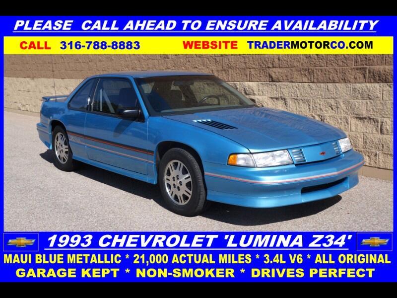 Chevrolet Lumina Z34 Coupe 1993