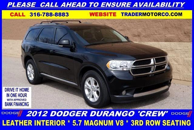 2012 Dodge Durango Crew 2WD