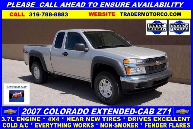 2007 Chevrolet Colorado LT1 Ext. Cab 4WD