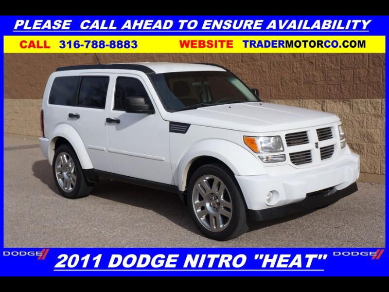 Dodge Nitro Heat 2WD 2011