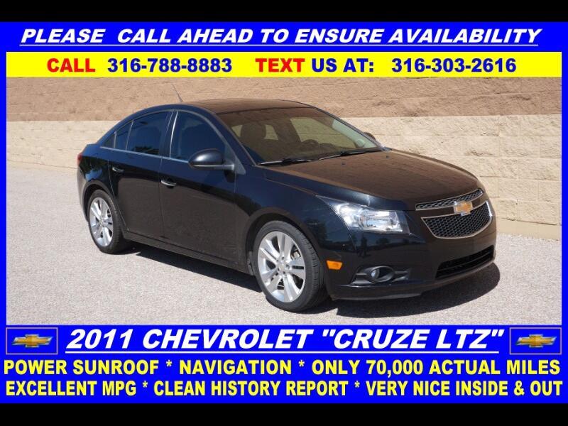 Chevrolet Cruze LTZ 2011