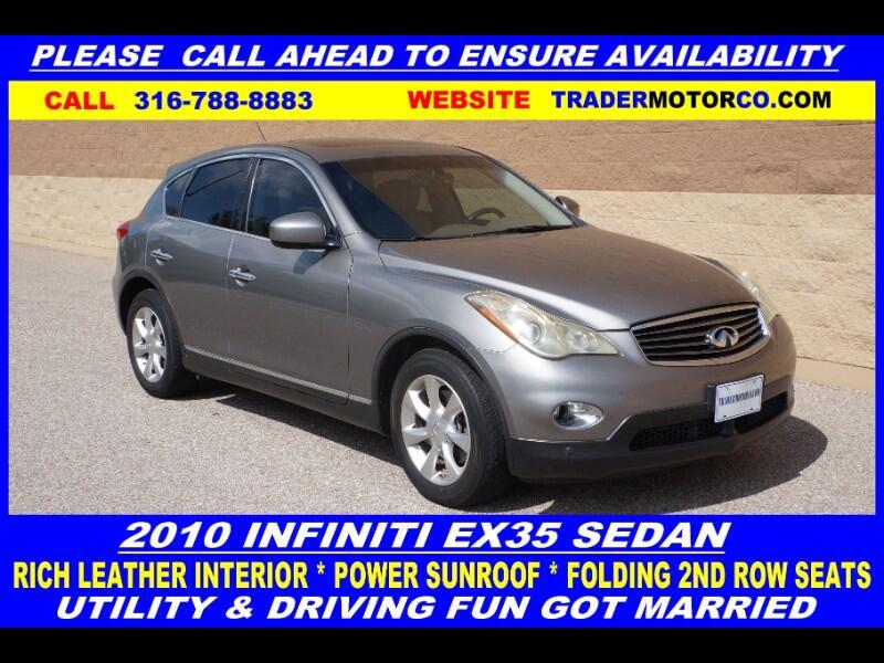 Infiniti EX EX35 2010