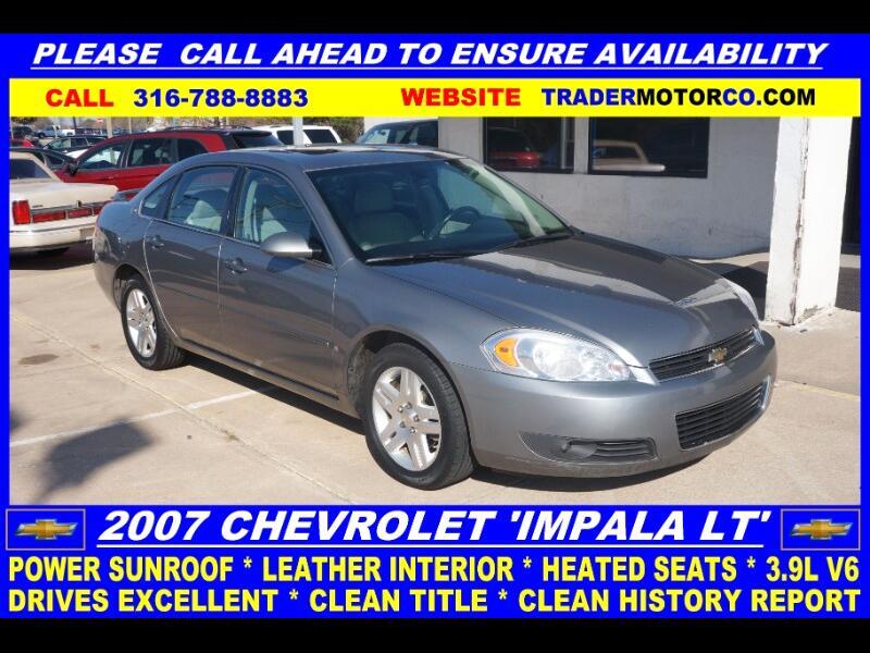 Chevrolet Impala LT3 3.9L 2007