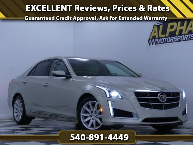 2014 Cadillac CTS 3.6 Luxury