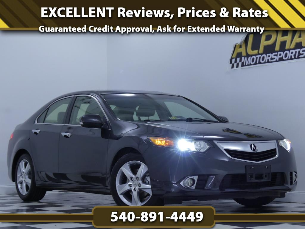 2013 Acura TSX w/ Technology Package
