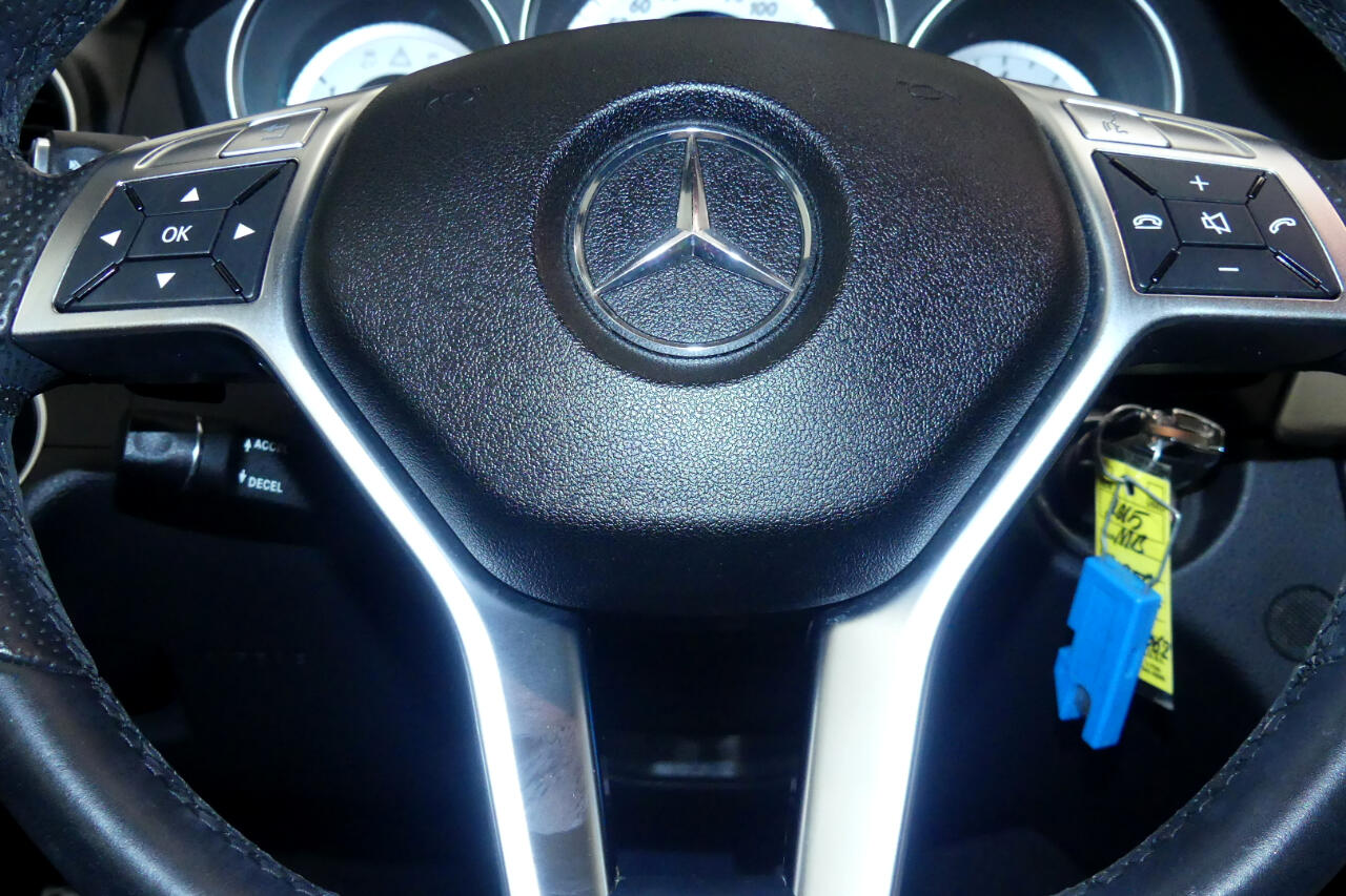 2015 Mercedes-Benz C-Class C250 Coupe