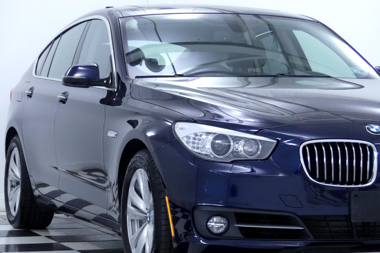 2015 BMW 5-Series Gran Turismo 535i xDrive
