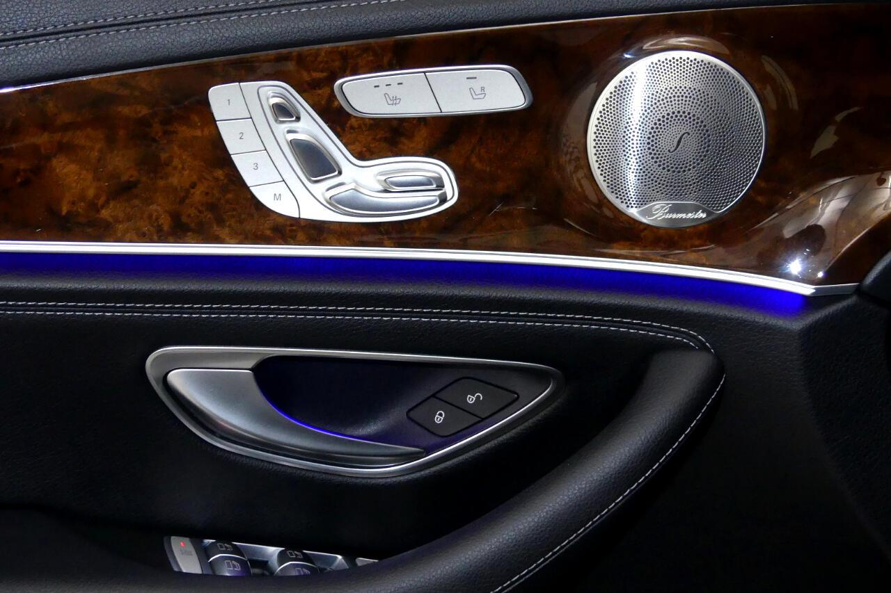 2017 Mercedes-Benz E-Class E300 Luxury 4MATIC Sedan
