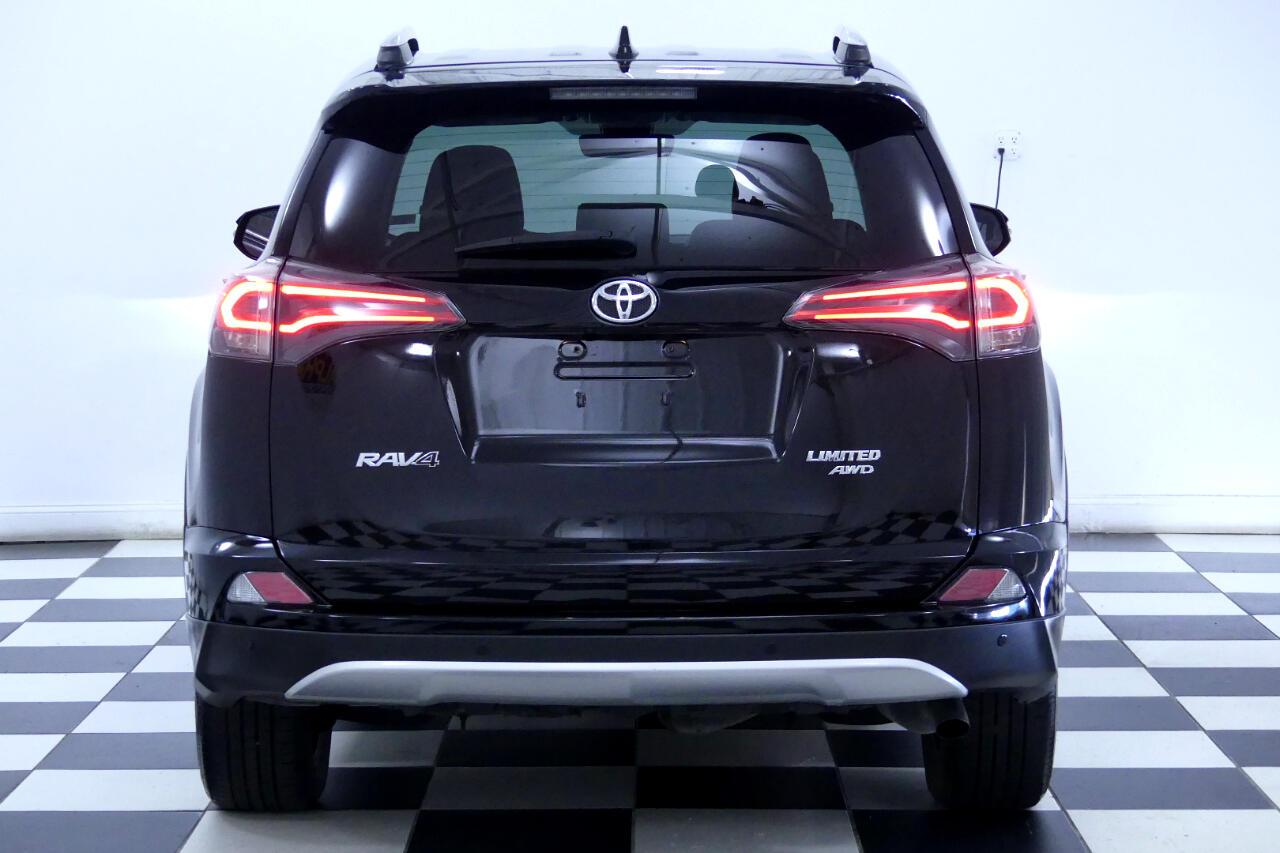 Toyota RAV4 Limited AWD 2016