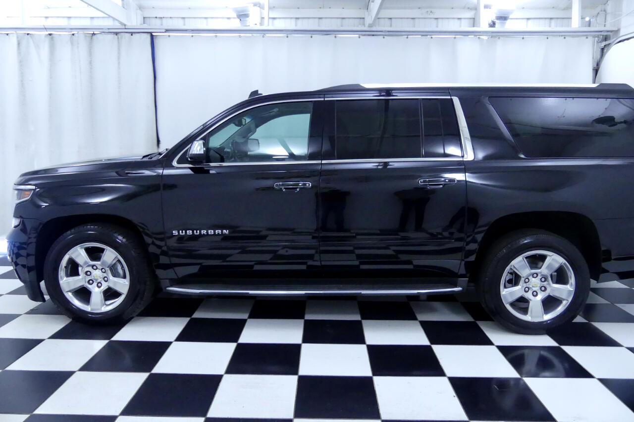 2015 Chevrolet Suburban LTZ 1500 4WD