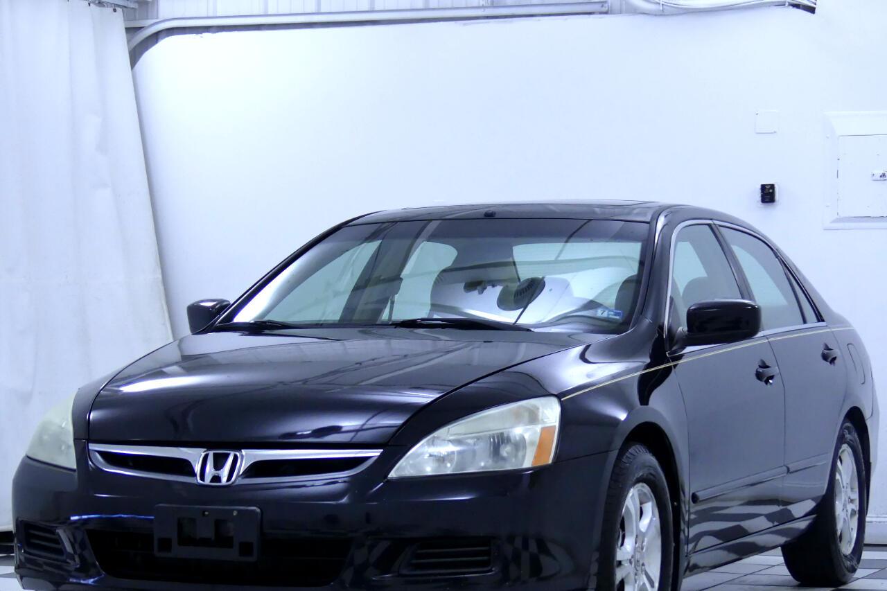 2006 Honda Accord EX sedan