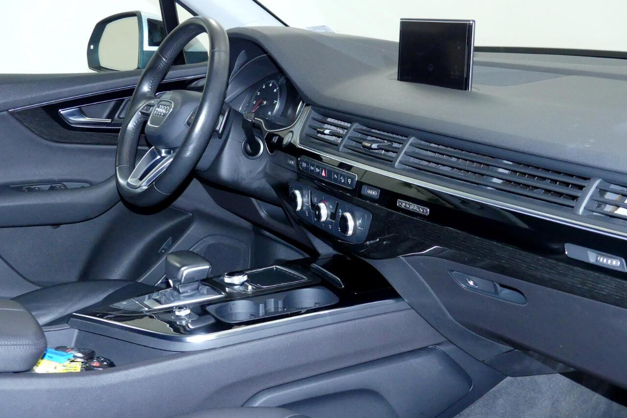 2017 Audi Q7 3.0 Premium Plus quattro