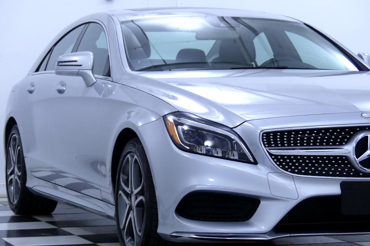 2016 Mercedes-Benz CLS-Class CLS400 4MATIC