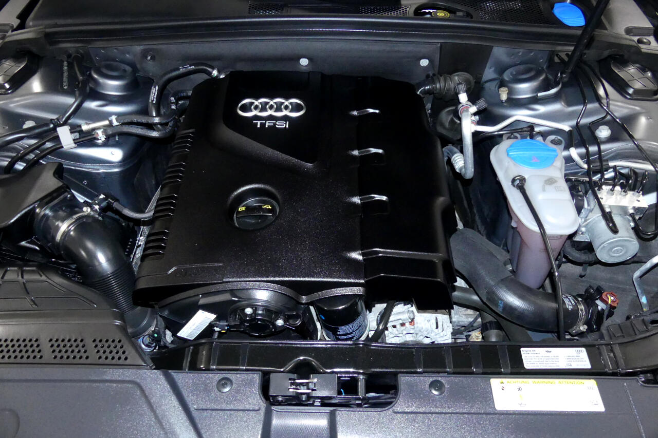 2016 Audi A5 2.0T Premium Plus quattro Cpe