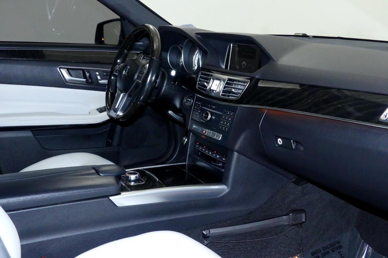 2016 Mercedes-Benz E-Class Wagon E350 4MATIC Wagon