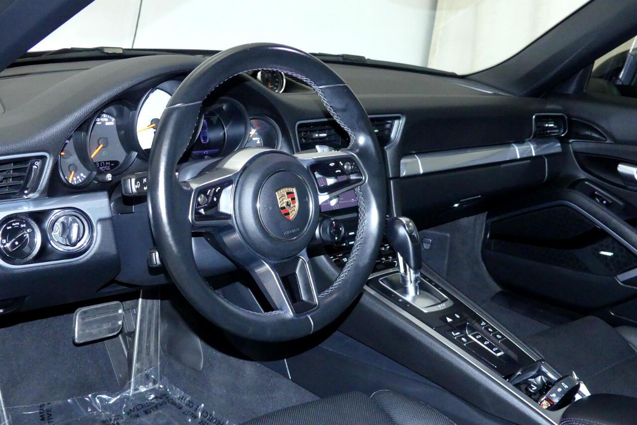 2017 Porsche 911 Carrera 4S Coupe