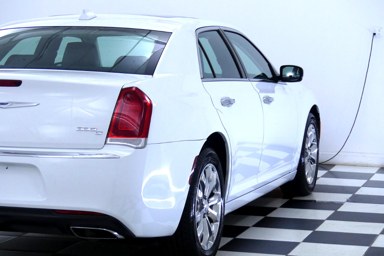 2015 Chrysler 300 C AWD