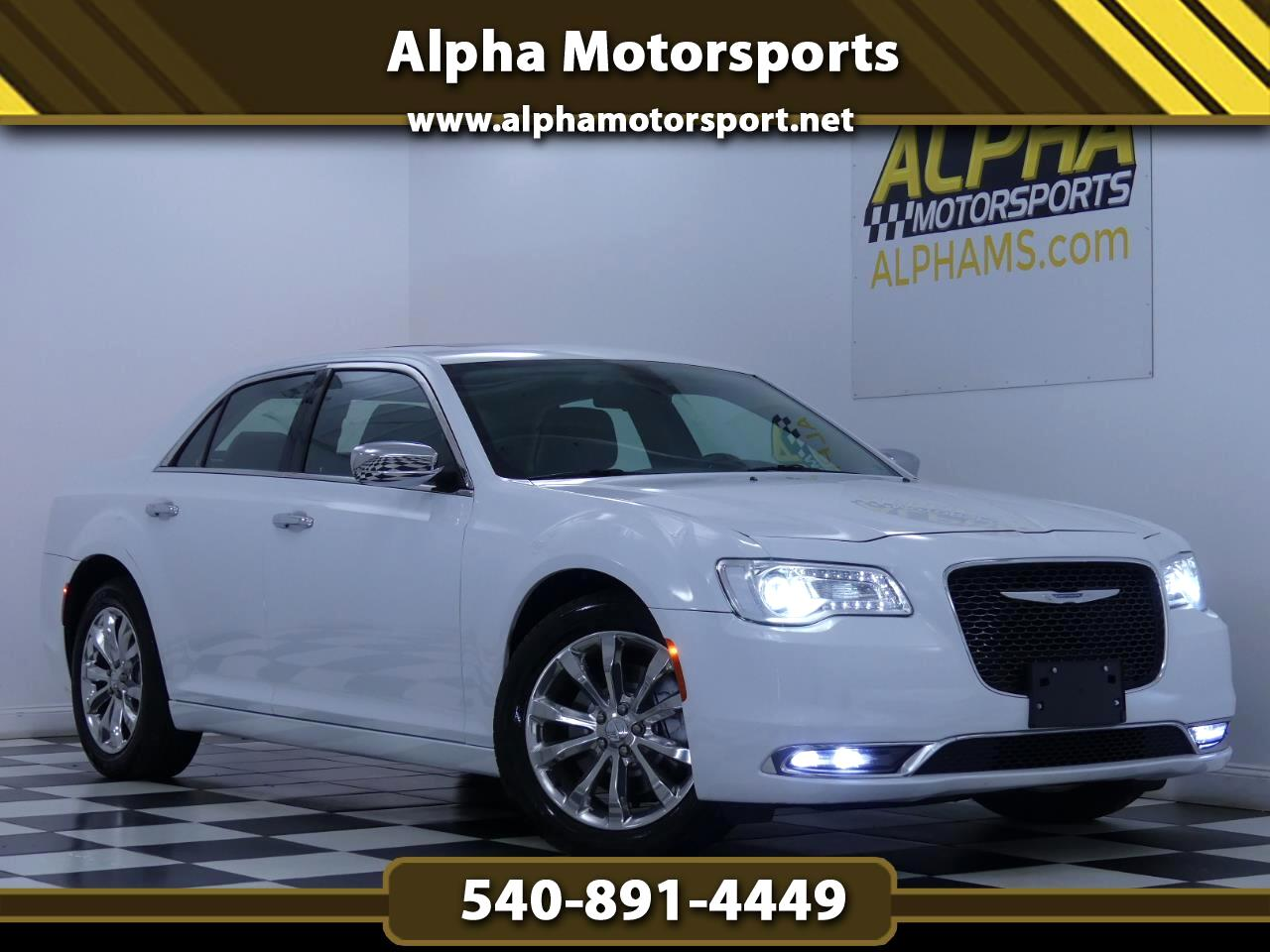 Chrysler 300 C AWD 2015