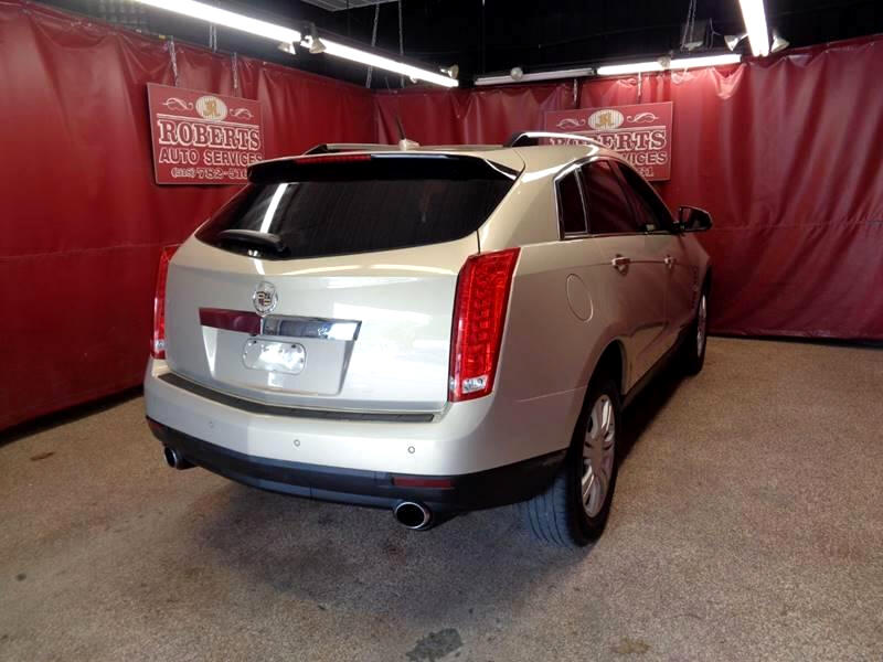 2011 Cadillac SRX Luxury Collection AWD