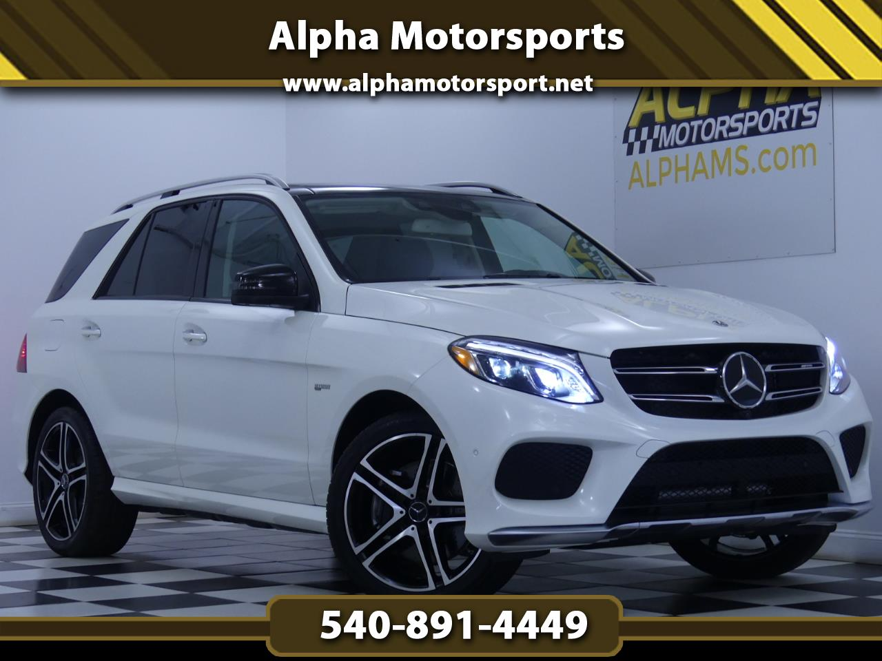 Mercedes-Benz GLE-Class AMG GLE 43 2019