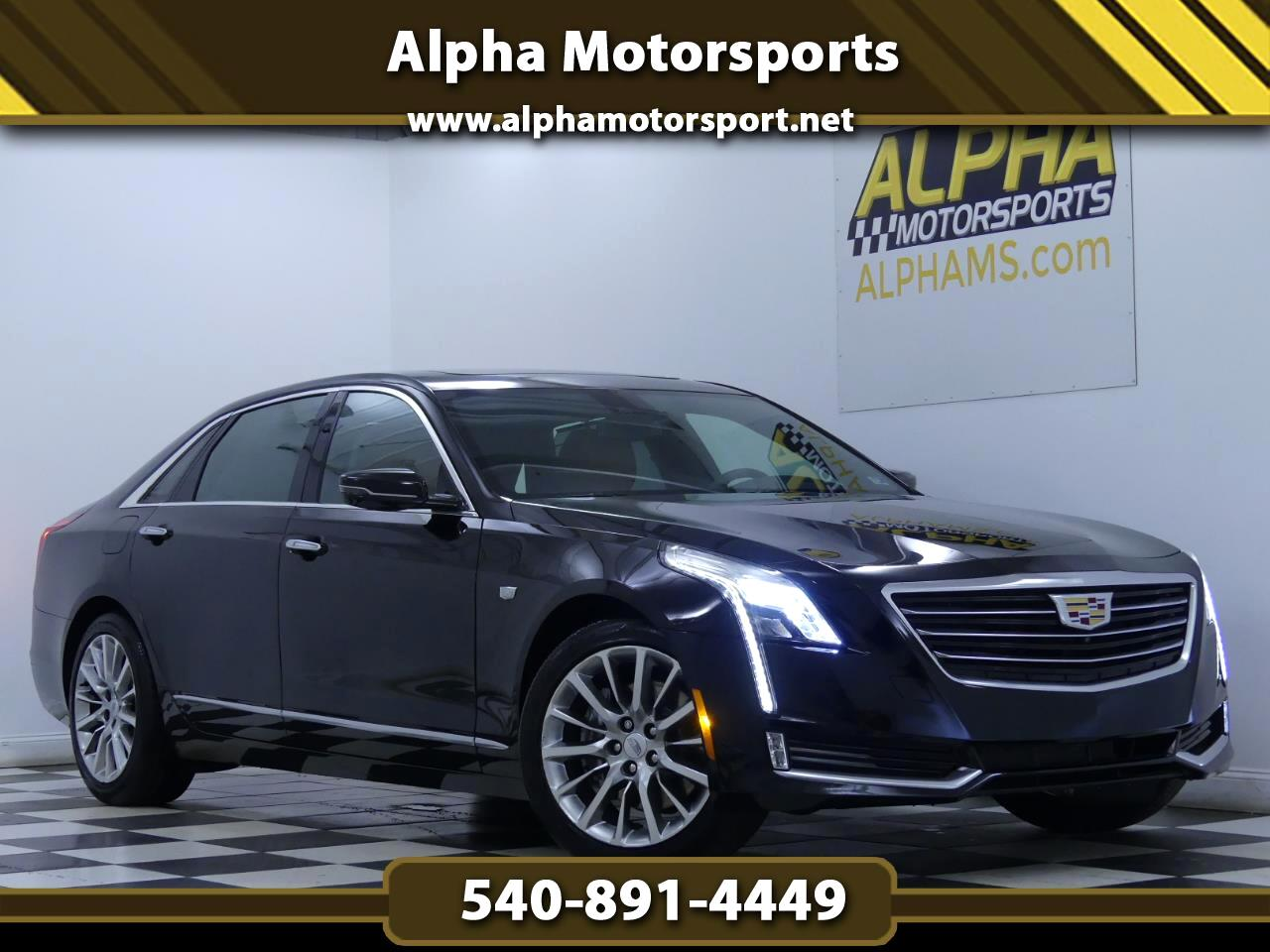 Cadillac CT6 3.6L Luxury AWD 2016