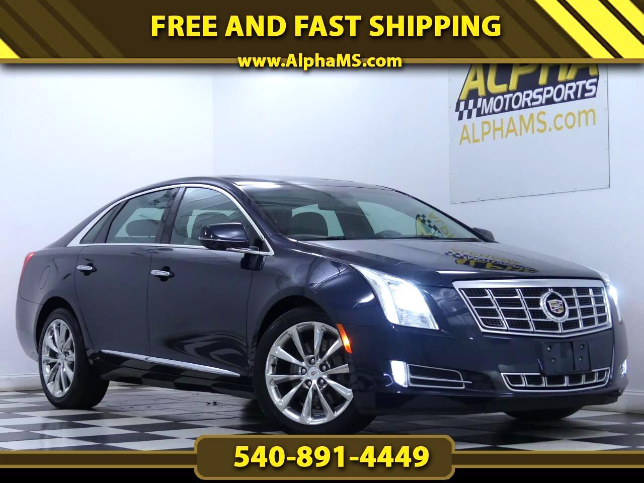 Cadillac XTS Premium AWD 2013