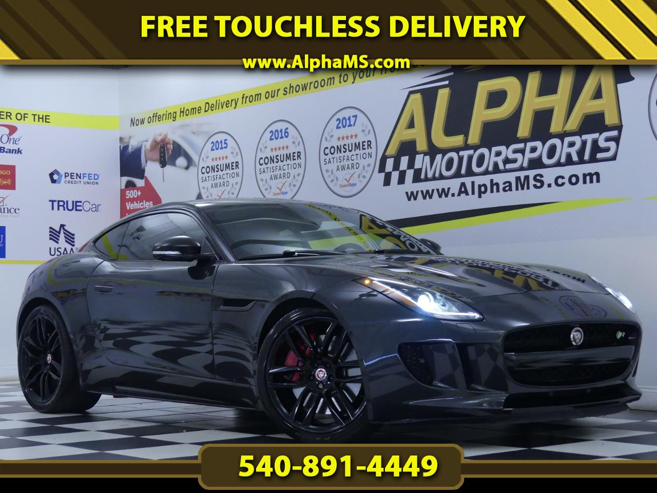 Jaguar F-Type R Coupe AWD 2017