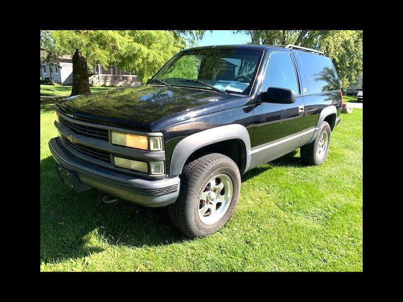 Chevrolet Tahoe 2-Door 4WD 1999