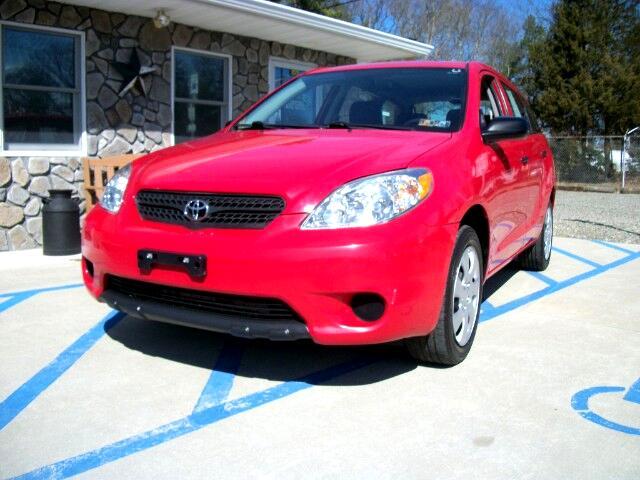 2006 Toyota Matrix 4WD
