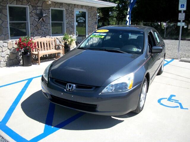 2005 Honda Accord EX Sedan AT