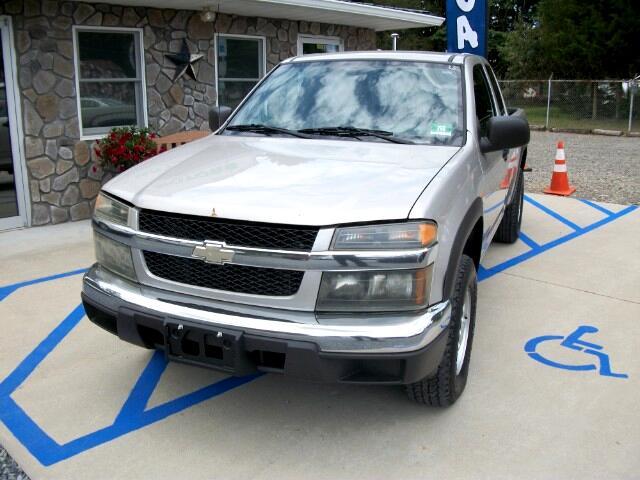 2005 Chevrolet Colorado Z85 Ext. Cab 4WD