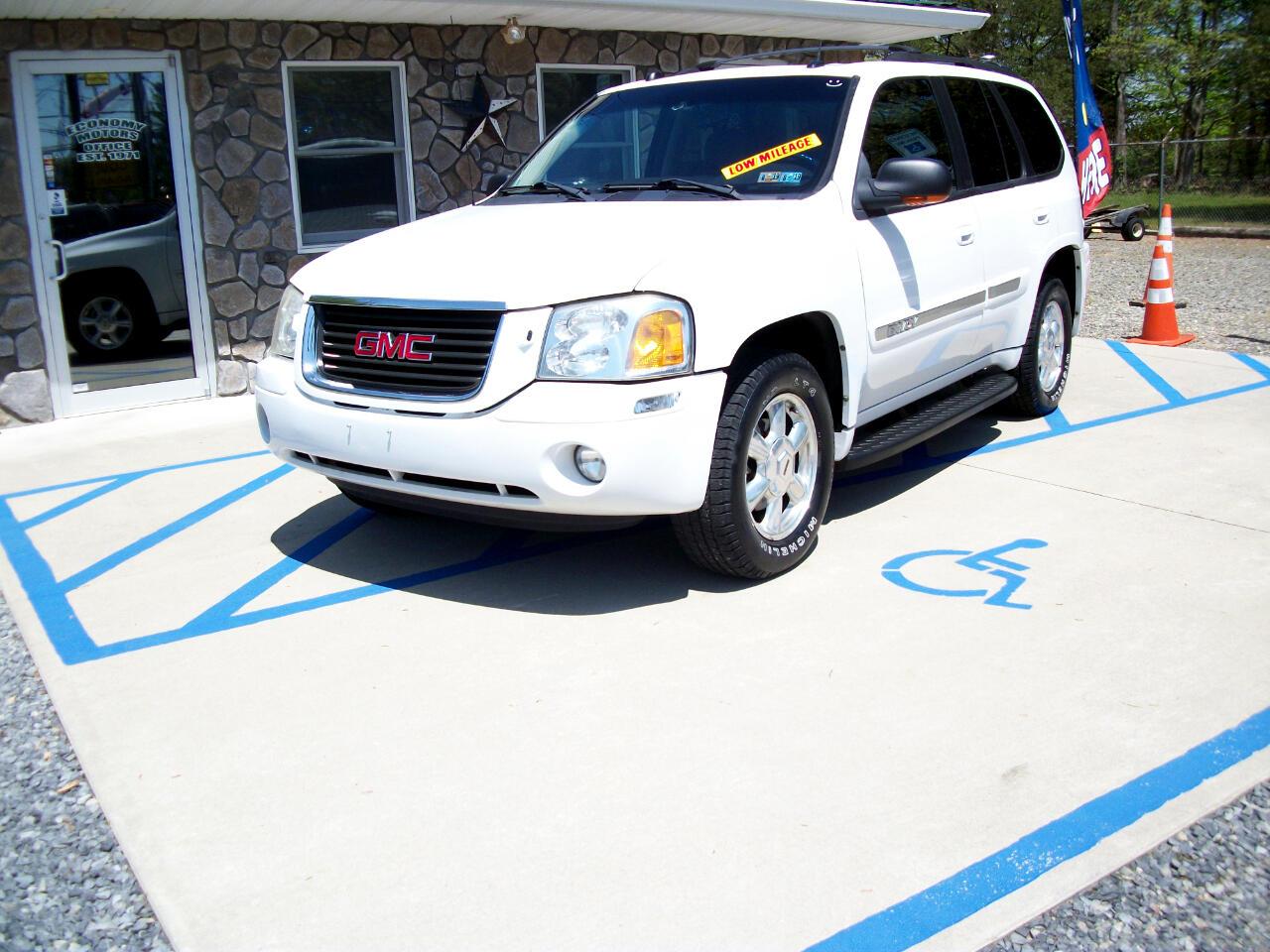 2005 GMC Envoy SLT 4WD